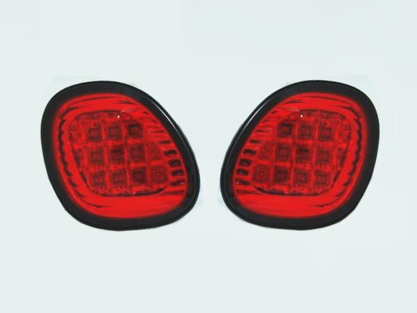 160アリスト/レクサスGS300/GS400/GS430 LEDテールランプ(トランク側) 左右セット //16アリスト/16系アリスト/160系アリスト/テールライト/LEXUS