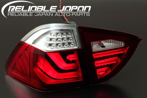 期間限定価格!BMW E91 前期 ステーションワゴン 3Dライトバー仕様 LEDテールランプ //【RELIABLE JAPAN(リライアブルジャパン)】/テールライト