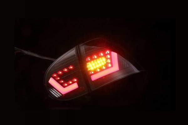 GOLF (Golf) 5 3D light bar LED tail lights-blinker lights VW / VW / Volkswagen /Volks/wagen0824 Rakuten card Division