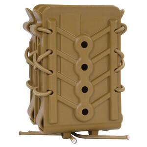 ハイスピードギア TACO ポリマーX2R 実物 ライフルマグケース 162R00 [ コヨーテブラウン ] HSGI POLY M4マガジンケース M4マグケース M16マグケース ダブルマガジンケース 弾倉 ブラック モール対応