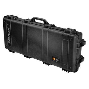 ペリカン 1700 ライフルケース ウレタン付 PELICAN [ ブラック ] プロテクトケース ガンケース カメラケース 防水ケース 防塵ケース 耐衝撃ケース