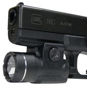 オンライン限定商品 STREAMLIGHT 安い ウエポンライト TLR-3 実物 タクティカルライト ウェポンライト けん銃用ライト Streamlight ピストルライト ハンドガンライト