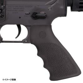 霍格抓地力的 AR15/M16 黑色 15010 霍格橡胶握 sabage 工具包自定义部件自定义枪柄
