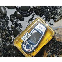 鹈鹕 1020年微型案例清除/黑色电视音频摄像机鹈鹕透明防水案例手机数码相机外壳防护情况下潜水塑料盒硬案例光学设备相机附近设备军事户外爱好小工具销售