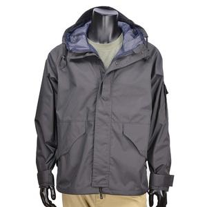 ALPHA フィールドジャケット ECWCS 1ST GEN フィールドパーカー [ ブラック / Lサイズ ] アーミージャケット メンズ 上着
