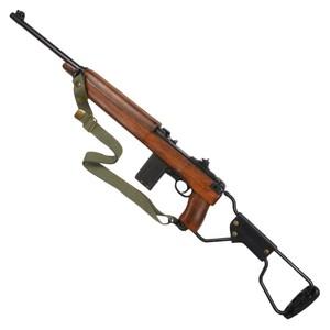 DENIX 装飾銃 レプリカ M1A1パラトルーパーカービン 1131 スリング付 デニックス CARBINE PARATROOPER パラシュート部隊 折りたたみ式 古式抹消 古式銃 モデルガン アンティーク銃 西洋銃 マガジン
