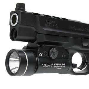 STREAMLIGHT ウエポンライト TLR-1 20mmレール対応 タクティカルライト   ウェポンライト ピストルライト Streamlight けん銃用ライト ハンドガンライト
