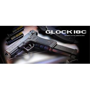 東京マルイ 電動ガン グロック18C 18歳以上用 フル・セミオート切替 ハンドガン 抹消 ピストル 18才以上用 | Glock TOKYO MARUI