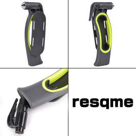 レスキューハンマー 緊急脱出ツール ResQMe レスキューミー サバイバル
