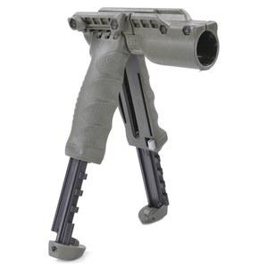 バイポッドに切り替え可能なライトホルダー付フォアグリップ FABディフェンス 実物 T-POD G2 FA フォアグリップ 買収 バイポッド オリーブドラブ DEFENCE サバゲー用品 人気ブレゼント モノポッド 銃架 ファブディフェンス トイガンパーツ 自動小銃グリップ バーティカルグリップ 銃把 ライフルグリップ 握把