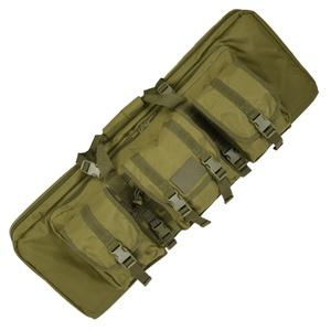 CONDOR ダブルライフルケース ソフト [ オリーブドラブ / 46インチ ] アサルトライフルケース ショットガンケース ライフル銃ケース 散弾銃ケース