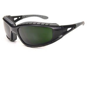 BOLLE セーフティーサングラス トラッカーウェルディング 遮光度5 40089 ボレー メンズ アイウェア 紫外線カット UVカット 保護眼鏡 保護メガネ 曇り止め