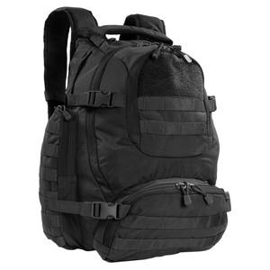 CONDOR バックパック アーバンゴー Urban Go Pack [ ブラック ] 147 リュックサック ナップザック デイパック カバン かばん 鞄 ミリタリーグッズ サバゲー装備