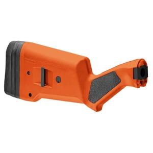 MAGPUL 実物 レミントン 870 SGAストック MAG460 [ オレンジ ] マグプル カスタムパーツ 固定ストックセット Remington 散弾銃 ショットガン ミリタリー サバゲー