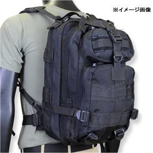 CONDOR バックパック 126 コンパクトアサルト [ ブラック ] 126-007 リュックサック ナップザック デイパック カバン かばん 鞄 ミリタリー ミリタリーグッズ サバゲー装備