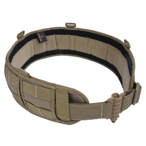 Safariland バトルベルト 4331モデル MOLLE対応 [ タン / XLサイズ ] サファリランド Battle Belt Model パッド インナーベルト ベルトカバー モール サバゲー装備 UBL