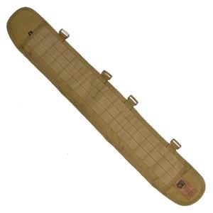 ハイスピードギア ベルトパッド 31PB シュアグリップ [ コヨーテブラウン / Sサイズ ] HSGI モールシステム MOLLE サバゲー装備
