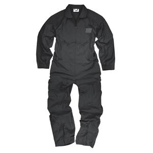 Rothco つなぎ フライトスーツ Lサイズ [ ブラック ] ロスコ フライトカバーオール 作業着 サバゲー装備