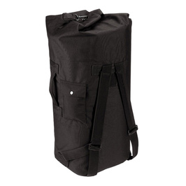 Rothco daffurubaggu GI型双打陷井[黑色]3484 ROTHCO| 军事背包包休闲包包包帆布