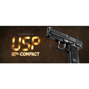 東京マルイ ガスガン USP コンパクト TOKYO MARUI ハンドガン 抹消 ピストル ガス銃 18才以上用 18歳以上用 ガスリボルバー