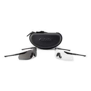 ESS ICE-2X NARO サングラス シューティンググラス アイス アイシールド アイスツー | メンズ 紫外線カット UVカット グラサン クレー射撃 保護眼鏡 保護メガネ 曇り止め