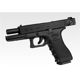 东京丸井格洛克 18 c 气炮 GLOCK18C 东京丸井格洛克手枪枪手枪气至少 18 岁的年龄超过 18 岁的后座力玩具爱好军事 toigan 户外小工具出售售售存储