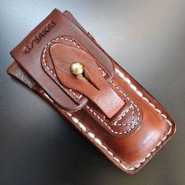 G Sakai 折叠刀 N.F.H 小 G 酒井新的折叠猎人,酒井折叠刀文件夹折叠刀折叠刀