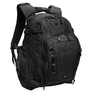 5.11タクティカル バックパックCOVRT18 ハイドレーション対応 MOLLE ベルクロ [ ブラック ] ファイブイレブン コバート18 Backpack ミリタリーバッグ アウトドアバック リュックサック