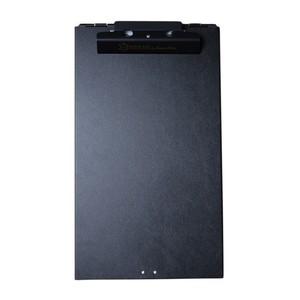 POSSE クリップボード PB37L [ ブラック ]   ポッシ 文房具 ステーショナリー 書類ケース 書類ボックス アルミケース アルミボックス