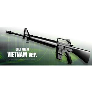 東京マルイ 電動ガン COLT M16A1 ベトナム アサルトライフル 18歳以上 TOKYO MARUI サバゲー装備 ミリタリーグッズ サバイバルゲーム