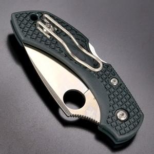 スパイダルコ 折りたたみナイフ ドラゴンフライ2 ZDP-189 直刃 C28PGRE2 Spyderco Dragonfly2 折り畳みナイフ フォルダー フォールディングナイフ ホールディングナイフ