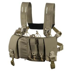 Direct Action チェストリグ THUNDERBOLT 実物 ARマグ4本収納 [ アダプティブグリーン ] ダイレクトアクション STANAG P-MAG M14 AK SCAR 装備品 サバゲー サバゲー装備