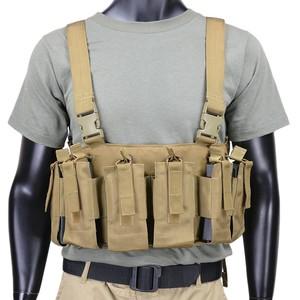 CONDOR チェストリグ US1051 ARマガジン12本 [ ブラウン ] コンドルアウトドア 弾薬帯 M4マガジンポーチ M16マガジンポーチ M4マグポーチ M16マグポーチ サスペンダー