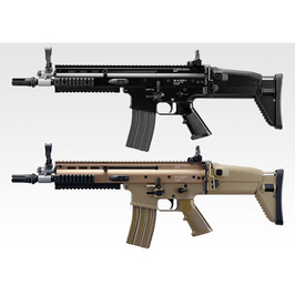 Tokyo Marui FN SCAR-L CQC next generation's electric rifle [dark] dark scar  L TOKYO MARUI rifle more than 18 years of age for more than 18 years of