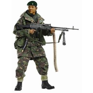 ドラゴンモデルズ アクションフィギュア イギリス陸軍 グルカ兵射撃手 DRAGON MODELS 可動式ミリタリーフィギュア 第二次世界大戦|