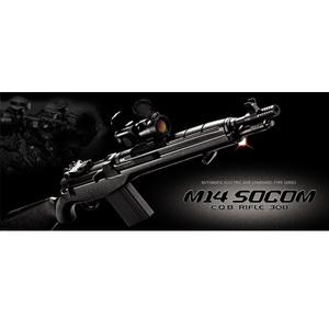東京マルイ 電動ガン M14 SOCOM CQB ソーコム STD電動ガン エアガン エアソフトガン TOKYOMARUI 小銃 ライフル 18才以上用 18歳以上用