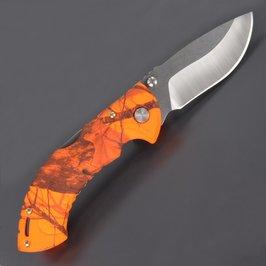 BUCK 折りたたみナイフ オムニハンター BU395CMS9 スキナー | バックナイヴズ バックナイフ 折り畳みナイフ フォルダー フォールディングナイフ ホールディングナイフ