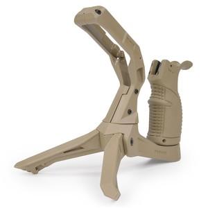 FABディフェンス 実物 グリップバイポッド AR-Podium [ フラットダークアース ] バーティカルグリップ ガングリップ トイガンパーツ サバゲー用品