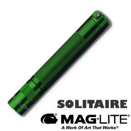 MAGLITE 小型ライト ソリテール アルミ合金 [ レッド ] | MAG-LITE ハンディライト アウトドア 懐中電気 明るいライト 強力 防災 AAAセル 単4電池 単四電池