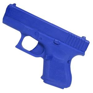 受注生産品 GLOCK26の最新型をトレーニング用として再現 ブルーガン GLOCK 26 Gen.5 トレーニングガン ブルー ☆国内最安値に挑戦☆ BLUEGUNS タクトレ Generation.5 訓練用拳銃 グロック26 模造銃