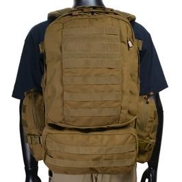 de7fd5a0e457 ... CONDORバックパック3dayアサルト[コヨーテブラウン]リュックサックナップザックデイパックカバンかばん鞄 ...