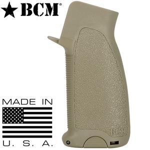 BCM 実物 ガングリップ Mod0 ガンファイターズグリップ M4 AR15対応 [ フラットダークアース ] ラバーグリップ ハンドガン カスタムパーツ カスタムグリップ ブラボーカンパニー