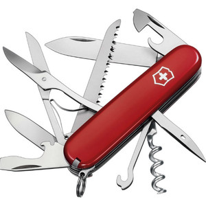 VICTORINOX アーミーナイフ ハントマン [ レッド ] HUNTSMAN | ビクトリノックス ツールナイフ マルチツール 十徳ナイフ キャンピングナイフ 万能ナイフ
