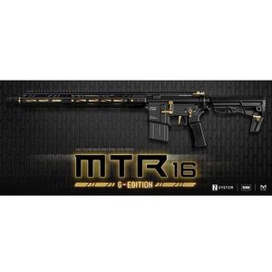 東京マルイ ガスライフル MTR16 Gエディション エアガン トイガン ガスガン ガスブロ ガスブローバック リアルガスブローバック M4 M4A1 M-LOK タクティカルライフル シューティングマッチ 競技射撃 サバゲー