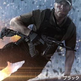 AK47-adaptive [the tongue] CAATactical Pistol Grip pistol grip custom parts  custom grip six pieces polymer attached to CAA タクティカル real thing cancer