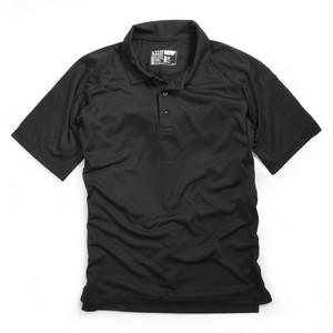 5.11タクティカル 半袖ポロシャツ 71049 [ ブラック / Sサイズ ] 5.11tactical メンズTシャツ Performance Short Sleeve Polo 半そで プリント デザイン スポーツ ミリタリーTシャツ ミリタリーシャツ 511