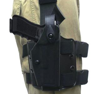 Safariland レッグホルスター 6004-83-121 サファリランド Glock サイホルスター ドロップレッグホルスター SLSシステム 太もも 太腿 サムブレイク