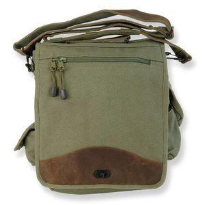 Rothco ショルダーバッグ ヴィンテージ M-51 エンジニア ショルダーバック メッセンジャーバッグ かばん カジュアルバッグ カバン 鞄 ミリタリー 帆布 斜めがけバッグ 肩掛けバッグ 旅行バッグ トラベルバッグ