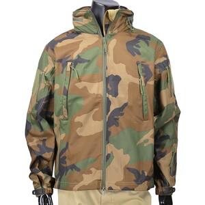 Rothco ジャケット スペシャル OPS タクティカル [ ウッドランドカモ / Lサイズ ] フィールドジャケット アーミージャケット メンズ 上着 9906