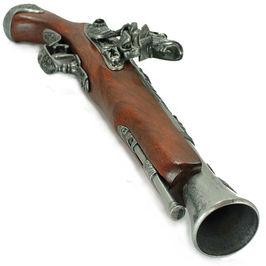 DENIX 泰国枪失误巴士 DX1219 | Denics 传统左轮手枪副本模型枪枝古董西方枪